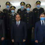 الرئيس المصري عبد الفتاح السيسي يشارك في احتفالات عيد الشرطة