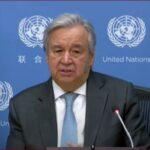 جوتيريش: أزمة كورونا قد تكلف الاقتصاد العالمي 9.2 تريليون دولار
