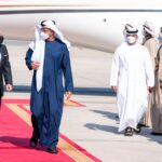 محمد بن زايد: حريصون على تعزيز العلاقات مع الأردن