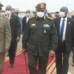 وفد عسكري سوداني يتفقد الشريط الحدودي مع إثيوبيا