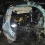 صور وفيديو| الاحتلال يعتقل 3 فلسطينيين بعد تفجير مركبتهم