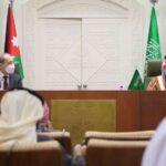السعودية والأردن يؤكدان ضرورة إقامة الدولة الفلسطينية وفق حدود 1967