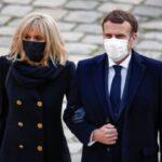 وسائل إعلام فرنسية تكشف إصابة زوجة ماكرون بكوفيد-19