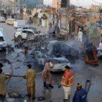 مقتل أربعة جنود بانفجار قنبلة في جنوب غرب باكستان