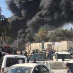 وسائل إعلام رسمية: سماع انفجارات في محيط مدينة حلب السورية