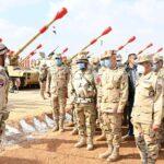 مصر.. تنفيذ المرحلة الرئيسية للمشروع الاستراتيجى «أحمس 3»