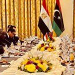 وفد مصري يزور طرابلس لبحث ترتيب العلاقات مع ليبيا