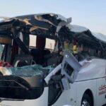محكمة إماراتية تخفف عقوبة سائق حافلة عماني
