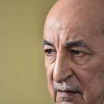 الرئيس الجزائري يتحدث عن فترة إصابته بكورونا: مررتُ بحالة حرجة جدًّا