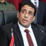 المنفي يصل سبها في أول زيارة رسمية للجنوب الليبي
