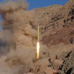 تدمير صاروخ باليستي أطلقه الحوثيون صوب السعودية