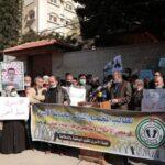 مطالبة الفصائل المتحاورة بالقاهرة بالتركيز على قضية تحرير الأسرى