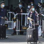 شاهد| لحظة وصول الأهلي لمطار القاهرة بعد برونزية مونديال الأندية