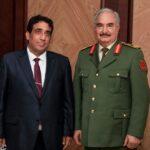 حفتر لـ«المنفي»: الجيش يدعم السلام ويسعى للحفاظ على الديمقراطية