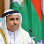 رئيس البرلمان العربي يدعو الفصائل الفلسطينية لتوافق وطني شامل
