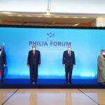تعاون عربي أوروبي للابتعاد بالمنطقة عن لغة الحرب