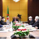 تبون يواصل المشاورات حول قانون الانتخابات الجزائرية