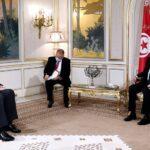 الرئيس التونسي يستقبل المبعوث الأممي إلى ليبيا
