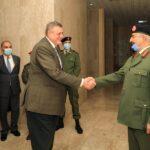 ليبيا.. حفتر يستقبل المبعوث الأممي يان كوبيتش