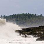 رصد موجات تسونامي في المحيط الهادئ عقب زلزال قوي
