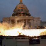 الشرطة تحذر من محاولة محتملة لمهاجمة مبنى الكونجرس الأمريكي غدا