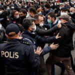السلطات التركية تعتقل 65 شخصا لصلتهم باحتجاجات جامعة بوغازيتشي
