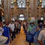 الهند: أكثر من 300 مليون في البلاد أصيبوا بكورونا