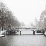 صور| أول عاصفة ثلجية تضرب هولندا منذ 10 سنوات