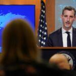 إصابة المتحدث باسم الخارجية الأمريكية نيد برايس بكوفيد-19