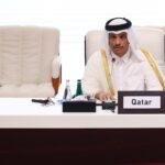 وزير الخارجية القطري يصل إلى القاهرة في أول زيارة منذ الأزمة