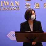 تايوان تهنئ الصين بالعام القمري الجديد وتجدد الدعوة للحوار