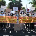 اعتقال مساعد سو تشي ومسؤولي انتخابات في ميانمار وبايدن يوافق على عقوبات