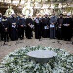 شاهد| مراسم تشييع الناشط اللبناني لقمان سليم في بيروت