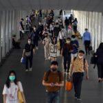 تايلاند تسجل 17669 إصابة جديدة بفيروس كورونا