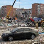فيديو| انفجار يهز قلب مدينة فلاديكافكاز في جنوب روسيا