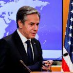 تفاصيل المكالمة الهاتفية بين وزيري الخارجية الأمريكي والتركي