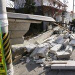 توقف القطارات وإصابة عشرات بعد زلزال قوي في اليابان