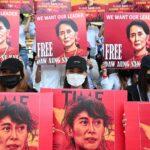 منظمات حقوقية تطالب بفرض حظر دولي على صادرات الأسلحة لميانمار