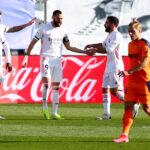 ريال مدريد يهزم بلنسية بسهولة ويحقق انتصاره الثالث على التوالي في الدوري