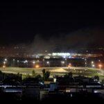 صور  العثور على منصات إطلاق صواريخ استهدفت مطار أربيل