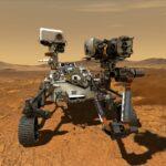 مركبة الفضاء «برسيفيرانس» ترسل صورا ذاتية قبيل الهبوط على سطح المريخ