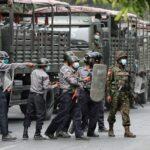 عقوبات أوروبية جديدة على المجموعة العسكرية في ميانمار