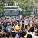 الاتحاد الأوروبي يدين القمع في ميانمار