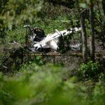 مقتل 6 من أفراد الجيش في حادث تحطم طائرة عسكرية مكسيكية