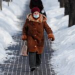 أوكرانيا تسجل زيادة يومية 40% في إصابات فيروس كورونا