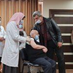 مراسلنا: أولية التلقيح ضد كورونا للعاملين بالقطاع الطبي في غزة