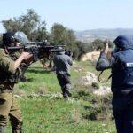 183 انتهاكا بحق الصحفيين الفلسطينيين منذ مطلع 2021