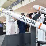 «هالكن» تكشف مواصفات أول صاروخ دفاع جوي إماراتي