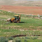 مقاومة الجدار والاستيطان تطالب بإنقاذ تجمع حمصا الفوقا