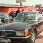 عرض السيارات الكلاسيكية.. ملتقى يجمع هواة انتقاء الأنتيكا في مصر